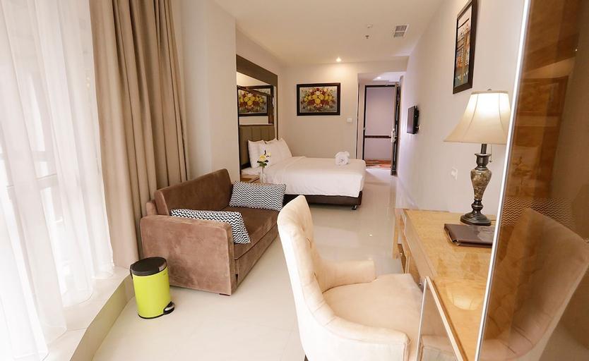Daily Inn Hotel Jakarta, Central Jakarta