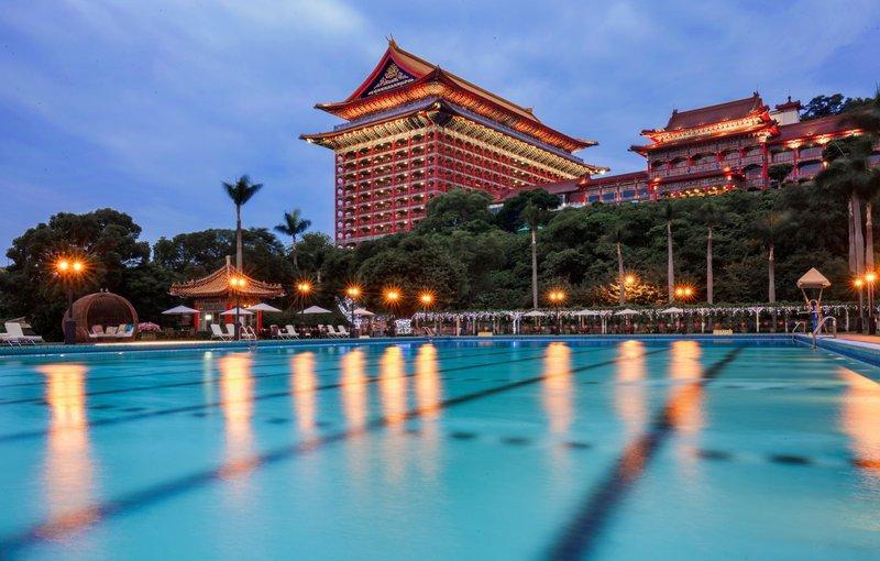 Grand Hotel, Taipei City