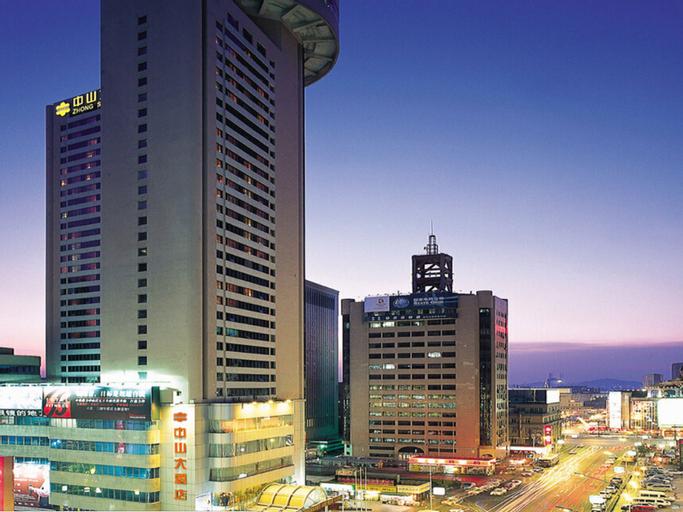 Dalian Zhongshan Hotel, Dalian