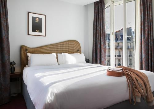 Hotel Belloy Saint Germain, Paris