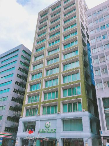 Evergreen Laurel Hotel, Taipei City