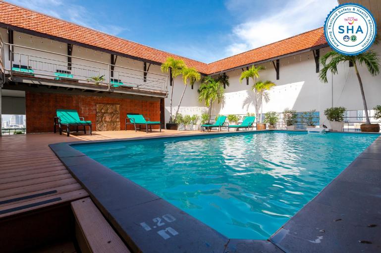 Pinnacle Lumpinee Park Hotel, Bang Rak