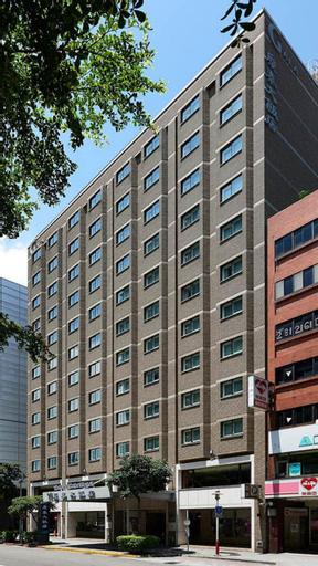 Gala Hotel, Taipei City