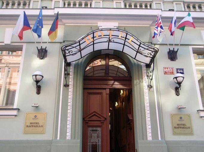 Raffaello Hotel, Praha 1