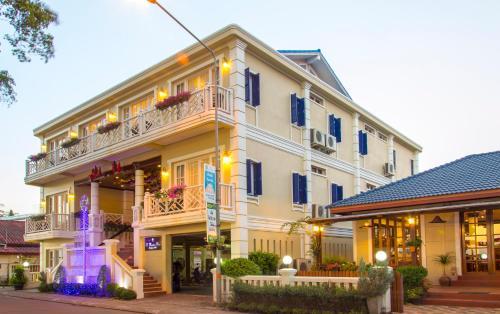 Le Bouton Dor Boutique Hotel, Muang Nakhon Phanom