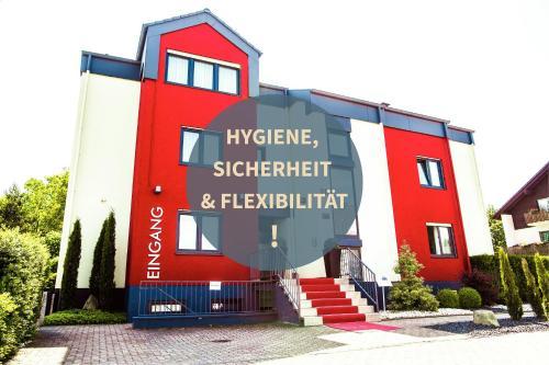 Hotel & Living Am Wartturm, Speyer
