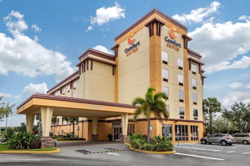 Comfort Suites Orlando Airport Orlando, Orange