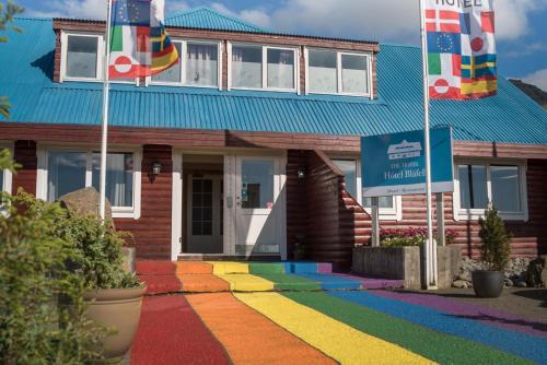 Hotel Blafell, Breiðdalshreppur