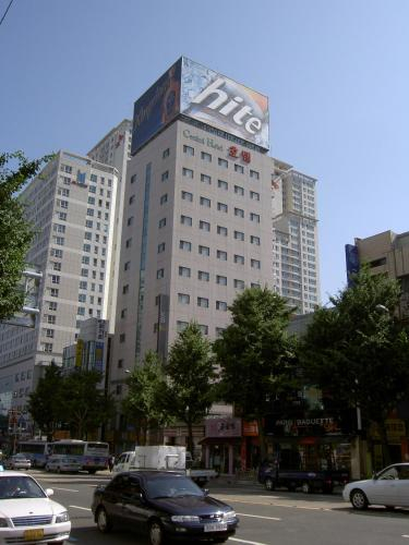 Central Hotel, Yeonje