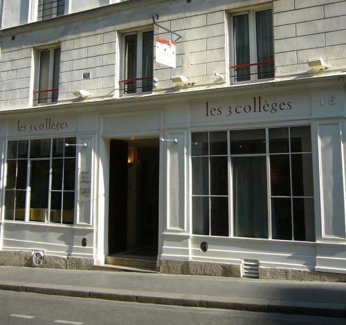Hotel des 3 Colleges, Paris