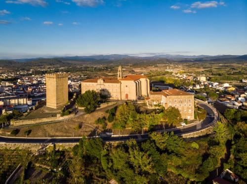 Parador de Monforte de Lemos, Lugo