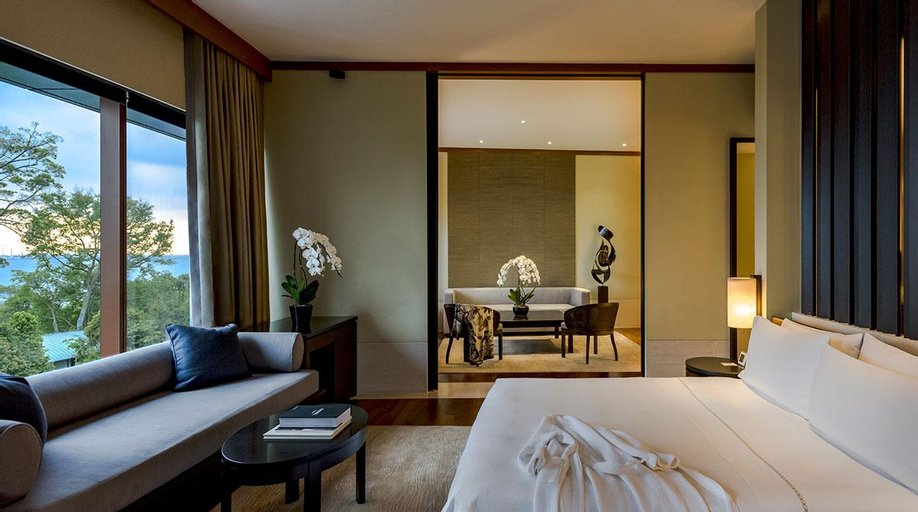 Capella Singapore Hotel, Pulau Sentosa