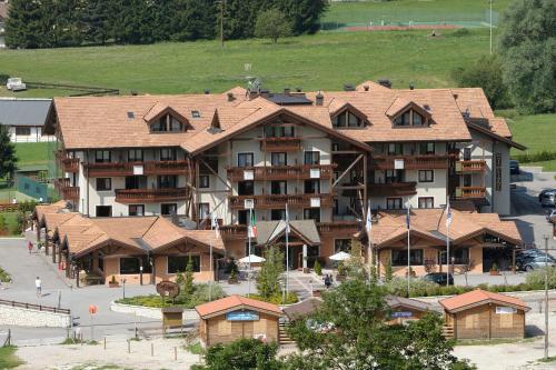 Golf Hotel, Trento