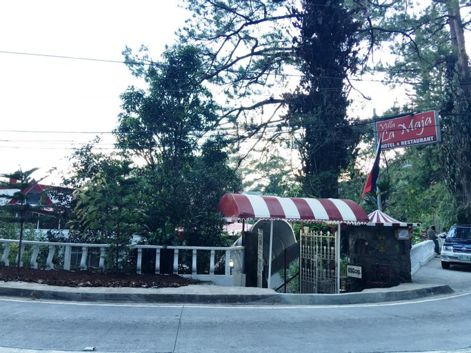 Villa Silvina Hotel and Restaurant, Baguio City