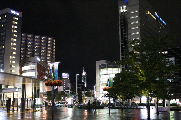 APA Villa Hotel Toyama-Ekimae, Toyama