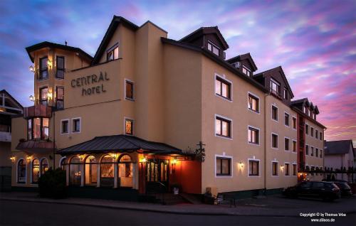 Central Hotel am Konigshof, Bergstraße
