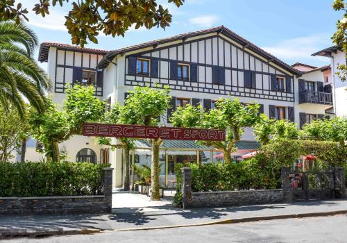 Hotel Bergeret Sport, Pyrénées-Atlantiques