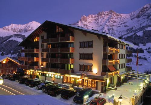 Boutique Chalet-Hotel Beau-Site, Frutigen