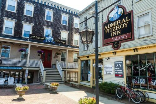 Admiral Fitzroy Inn, Newport
