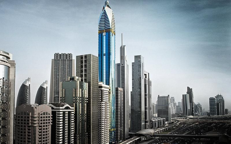 Rose Rayhaan by Rotana – Dubai,