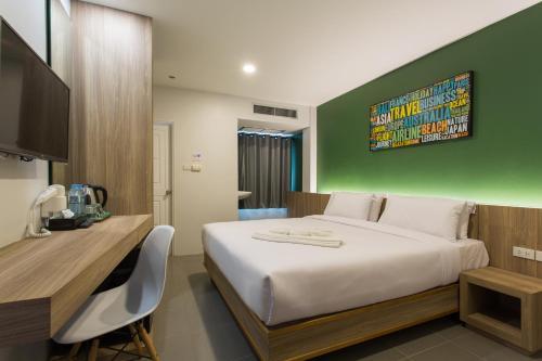 City Hotel Krabi, Muang Krabi