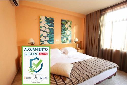 Hotel El Aguila, Zaragoza