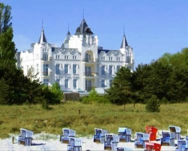 Usedom Palace, Vorpommern-Greifswald