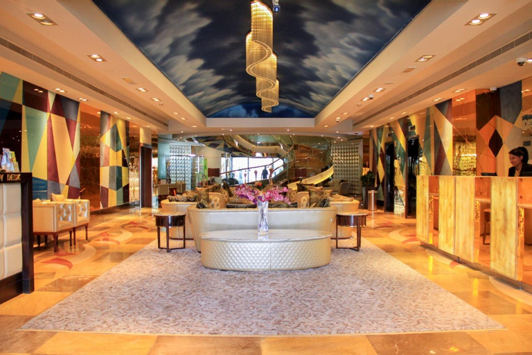 The leela Hotel,