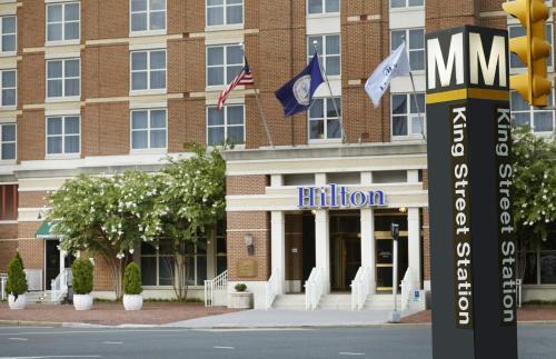 Hilton Alexandria Old Town Hotel, Alexandria