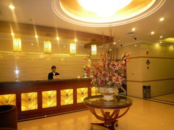 GreenTree Inn Jiangsu Wuxi Meiyuan Kaiyuan Temple Subway Master Station Express Hotel, Wuxi