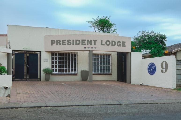 President Lodge, Ekurhuleni