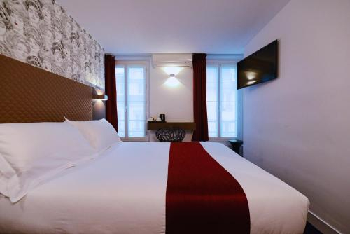 Hotel de la Gaite, Paris