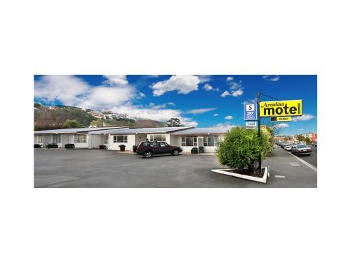 Arcadian Motel, Dunedin
