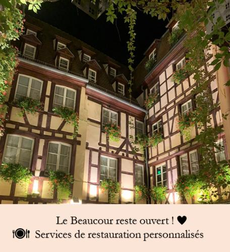 Hotel Beaucour, Bas-Rhin