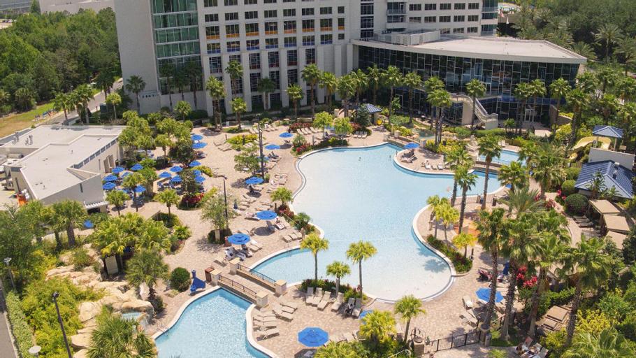 Hyatt Regency Orlando, Orange