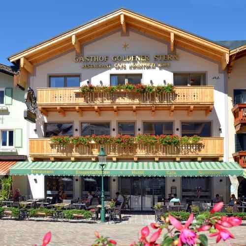 Hotel Goldener Stern, Hallein