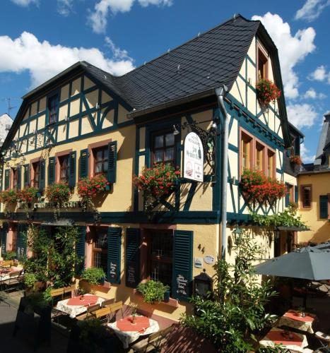 Historisches Weinhotel Zum Grünen Kranz, Rheingau-Taunus-Kreis