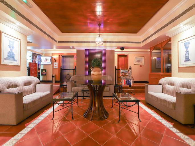 OYO 328 City Plaza Hotel,