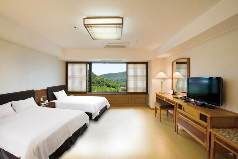 The K Hotel Gyeongju, Gyeongju