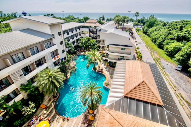 Sea Breeze Jomtien Resort, Pattaya