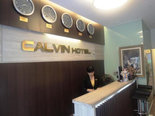 Calvin Hotel, Hai Bà Trưng