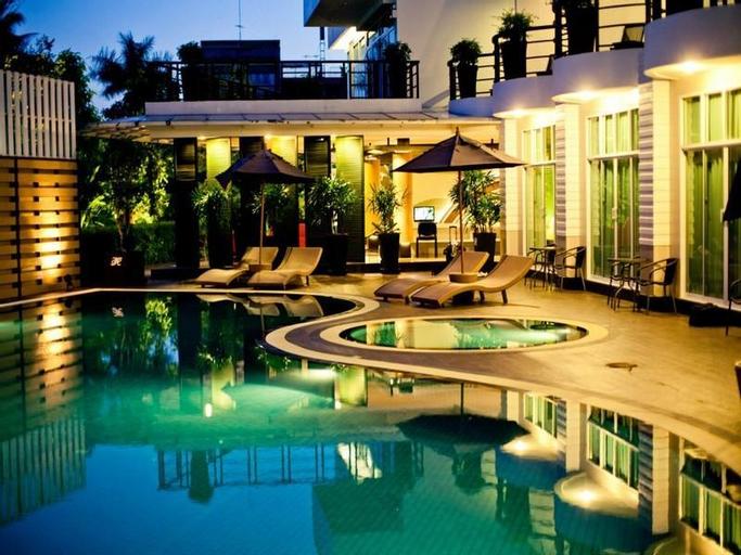 A-Te Hotel Chumphon, Muang Chumphon