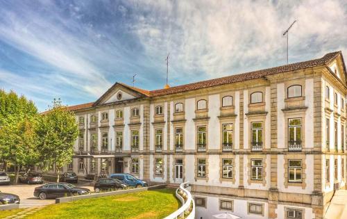 Grande Hotel das Caldas da Felgueira, Nelas