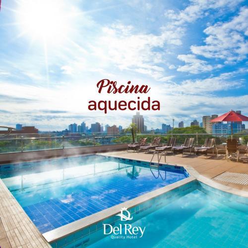 Del Rey Quality Hotel, Foz do Iguaçu