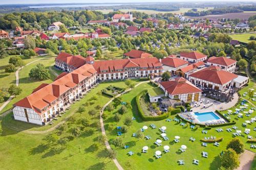 Robinson Club Fleesensee, Mecklenburgische Seenplatte