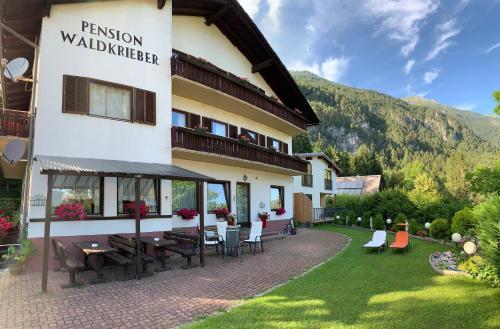 Pension & Apartments Waldkrieber, Hermagor