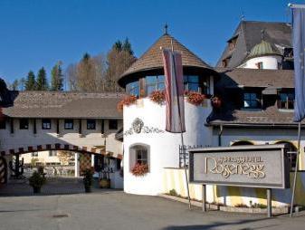 Family Hotel Schloss Rosenegg, Kitzbühel