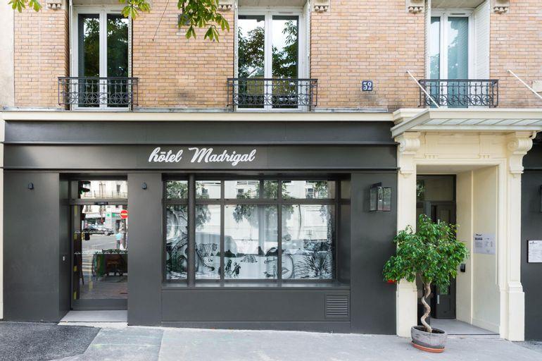 Madrigal Hotel, Paris