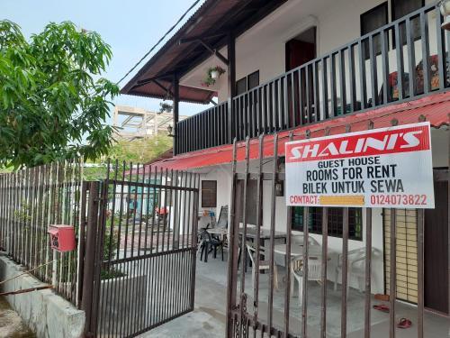 Shalini's Guest House, Pulau Penang