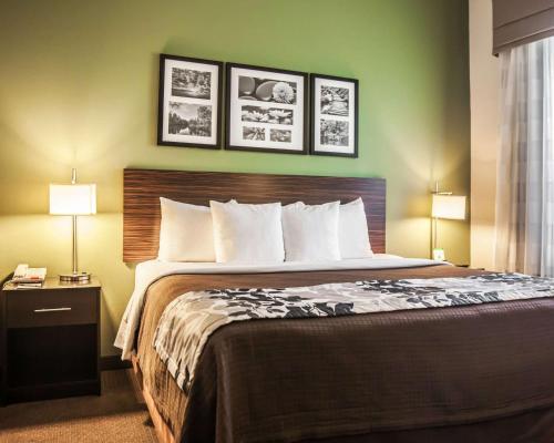 Sleep Inn and Suites Downtown Inner Harbor, Baltimore